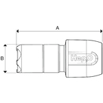 Demountable Socket Reducer Technical
