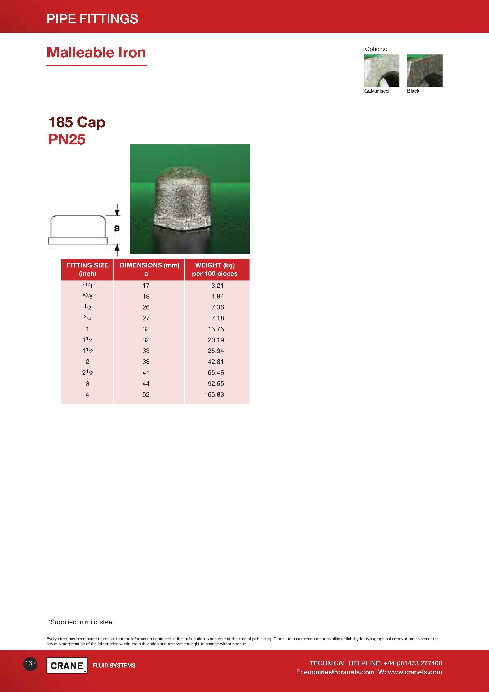 Crane Cap PDF