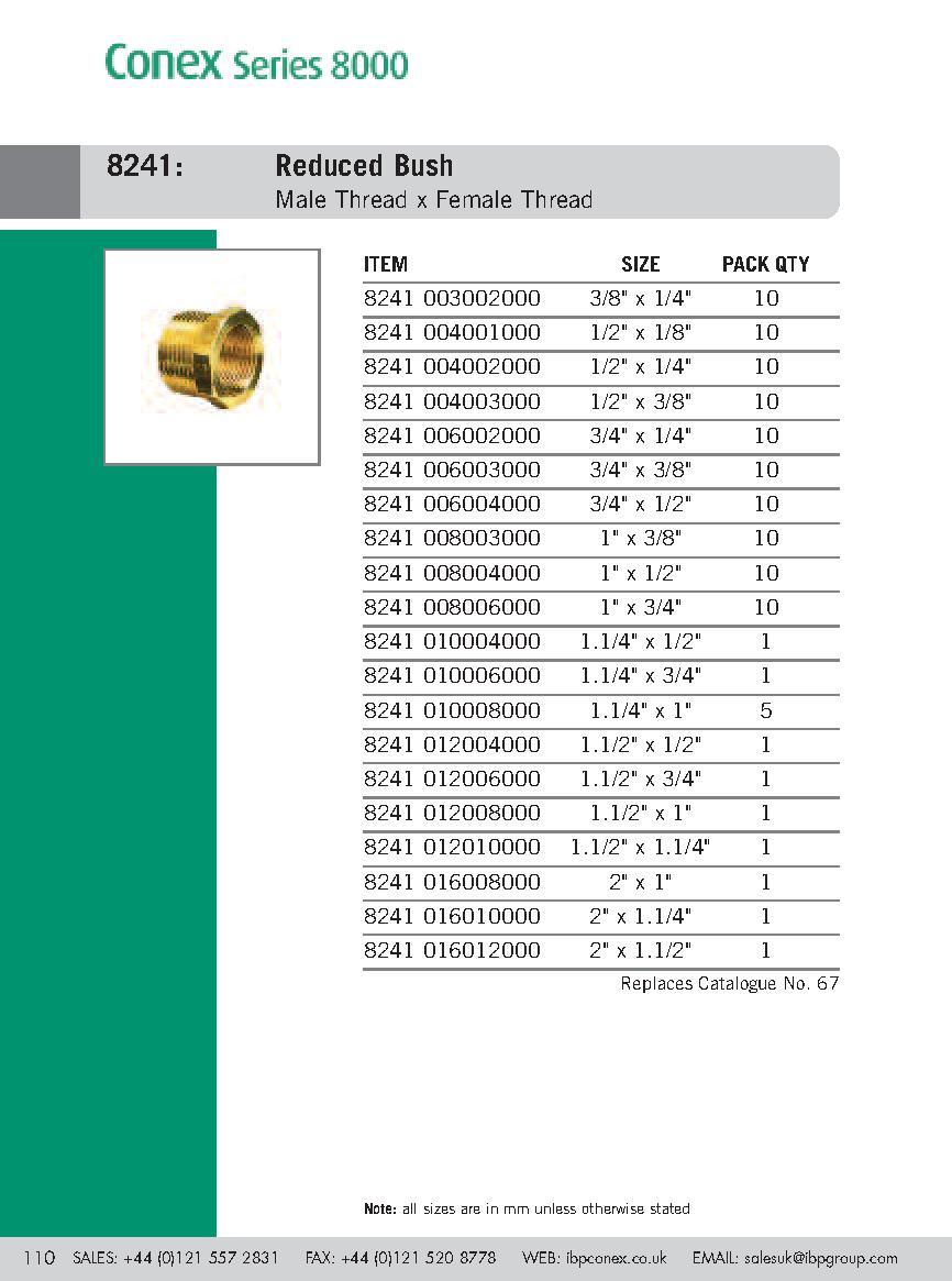 Brass Bush PDF