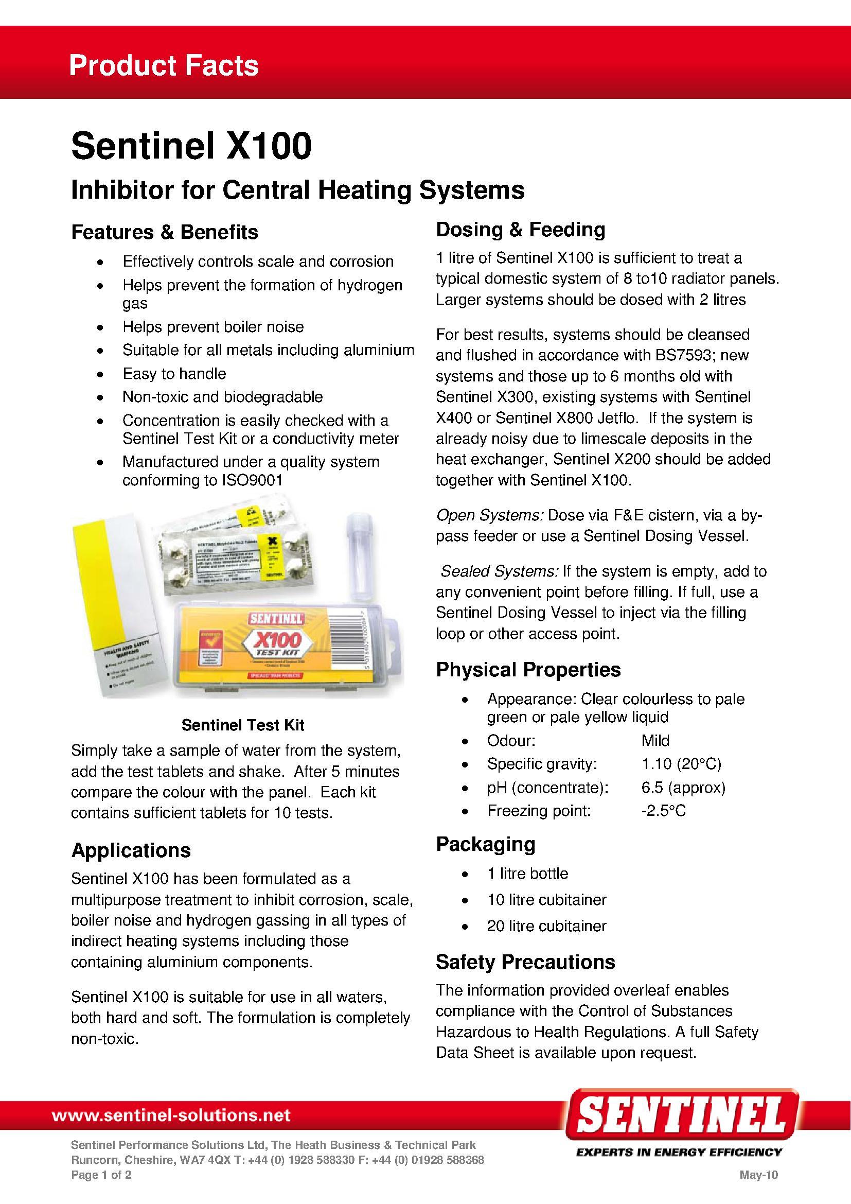 Sentinel Inhibitor PDF