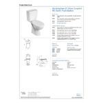 Sandringham 21 Close Coupled Cistern PDF