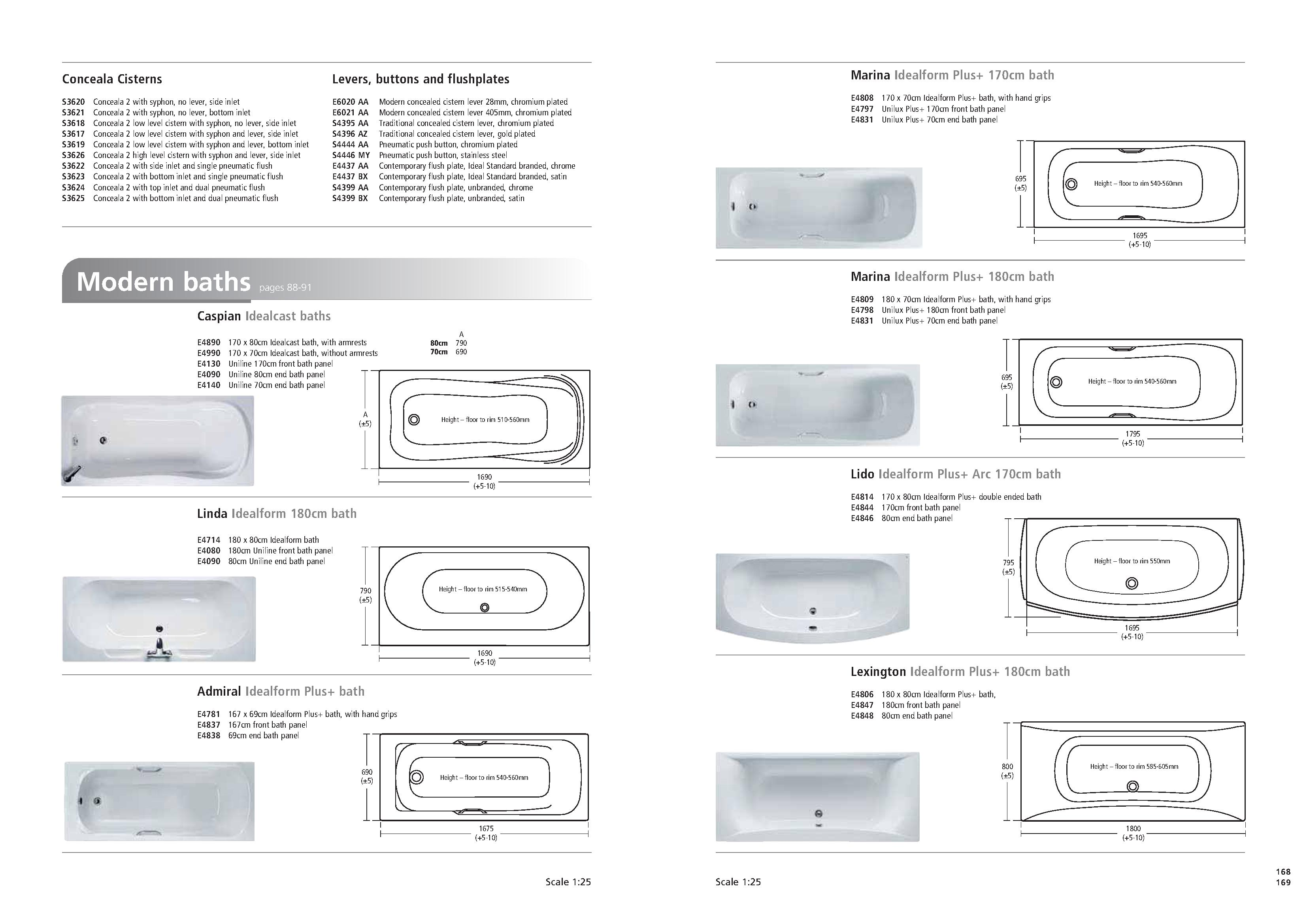 Conceala Single Flush Cistern Pneumatic PDF