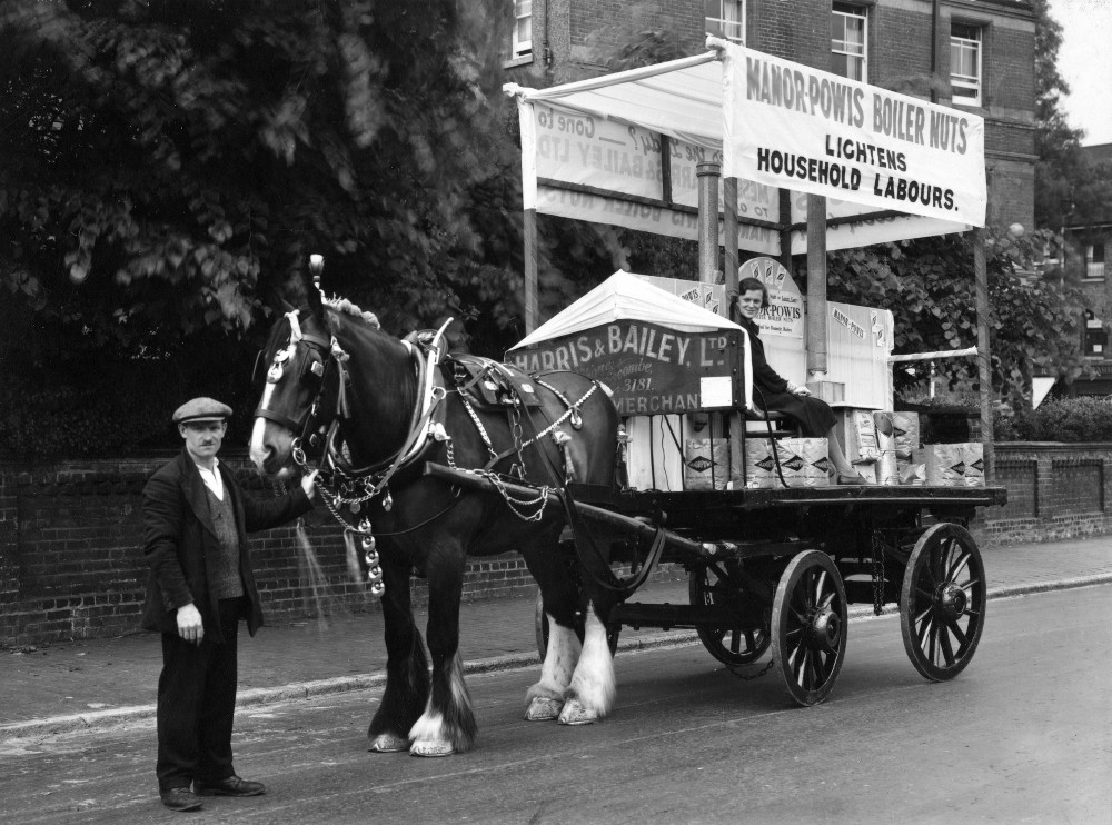 HB Horse and Cart