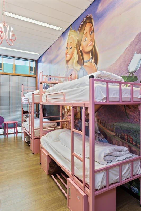 hostel only for girls
