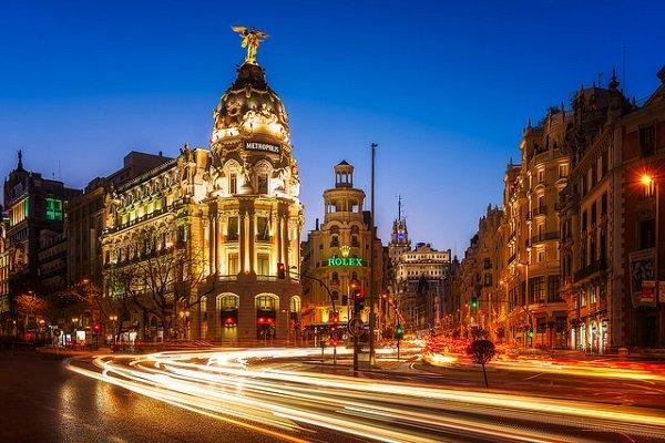 Madrid NYE