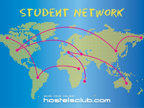 HostelsClub Students Network