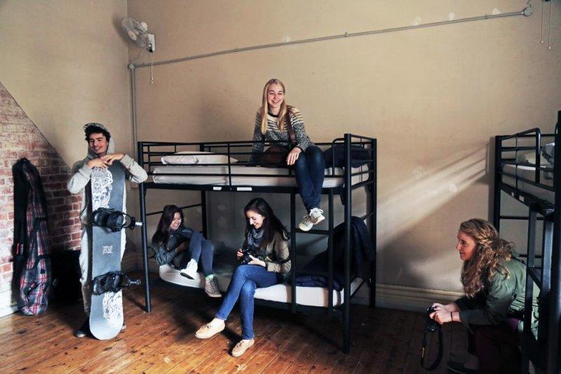 All nations hostel melbourne