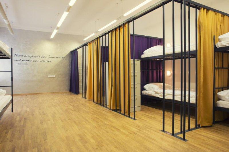 hostel in ljubljana dormitory