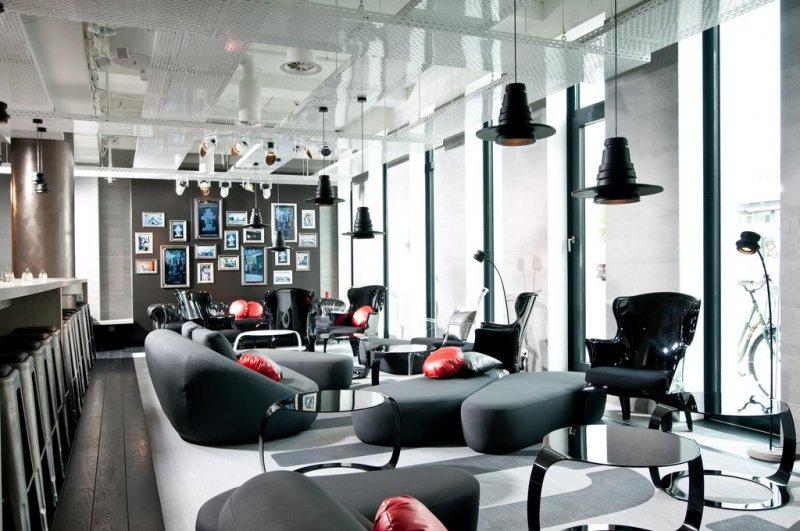 really nice design hostel
