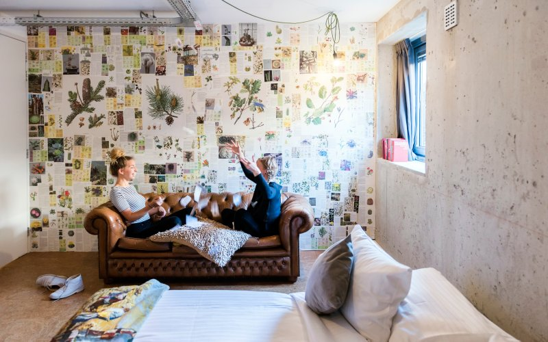 Cocomama amsterdam hostel for women