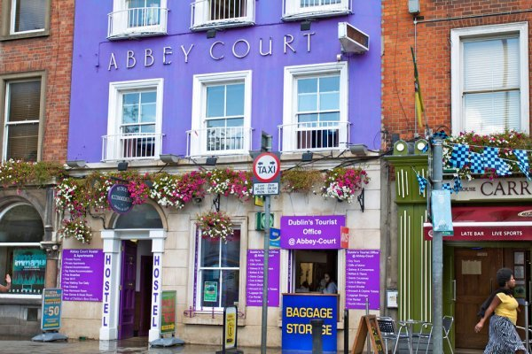 Abbey Court Hostel - One of the best hostels in Dublin