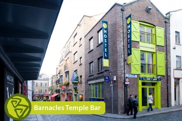 Barnacles Bar Hostel - The Best hostel in central Dublin