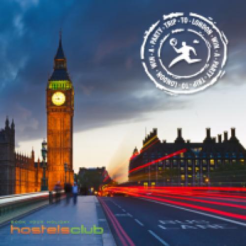 Участвайте в Конкурса и и спечелете екскурзия, включително полет до Лондон!