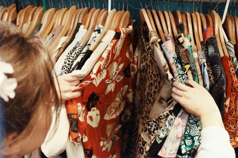 Vintage clothing shops in Madrid