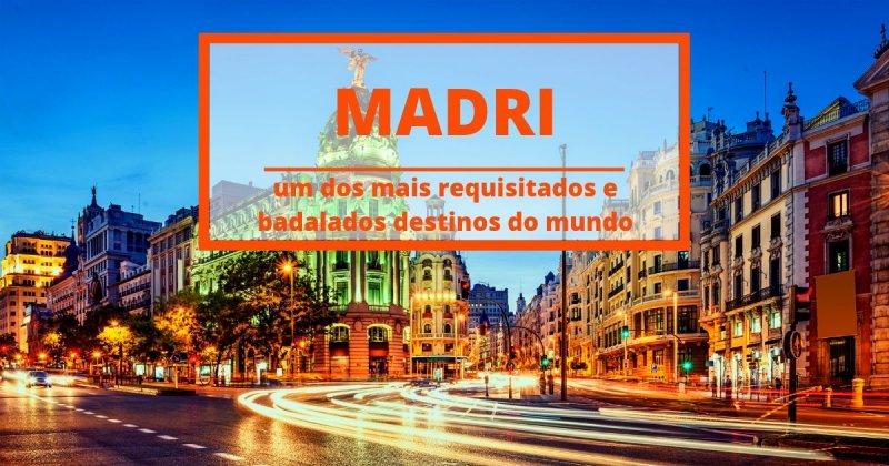 7 motivos para se conhecer Madri