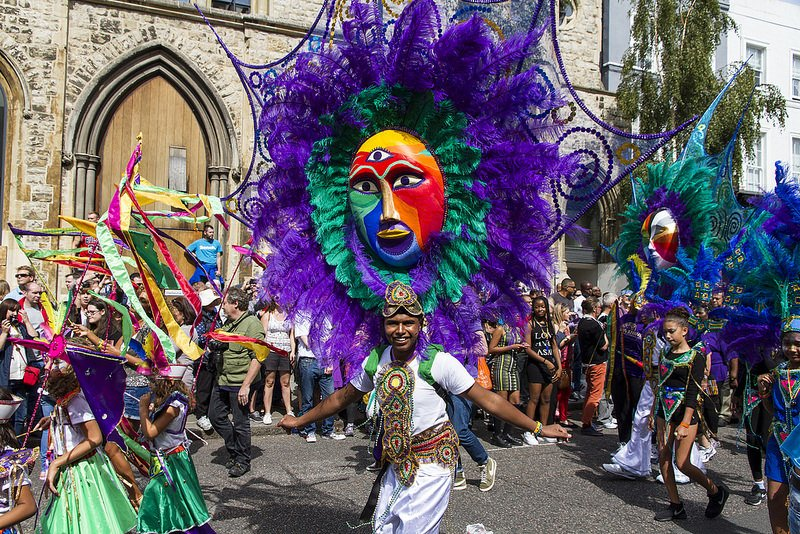 Free Carinval in London: Notting Hill Carnival