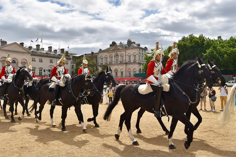 Free things to see in London: The Changing of the Guard