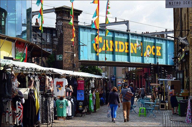 The best markets in London: Camden Market