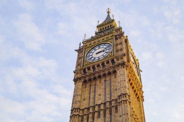 Famous London Landmarks: Big Ben