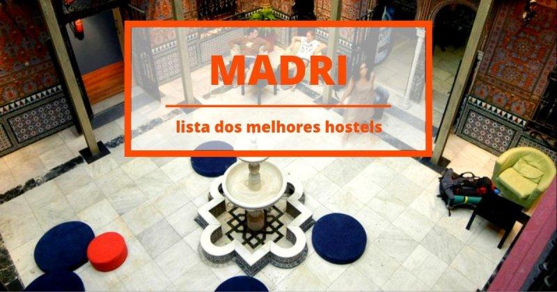 O melhor dos melhores: Lista dos melhores hostels de Madri