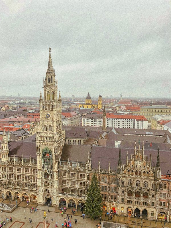 慕尼黑新市政厅 (big)