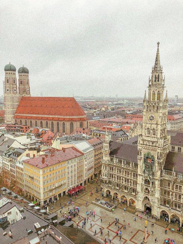 慕尼黑圣母教堂