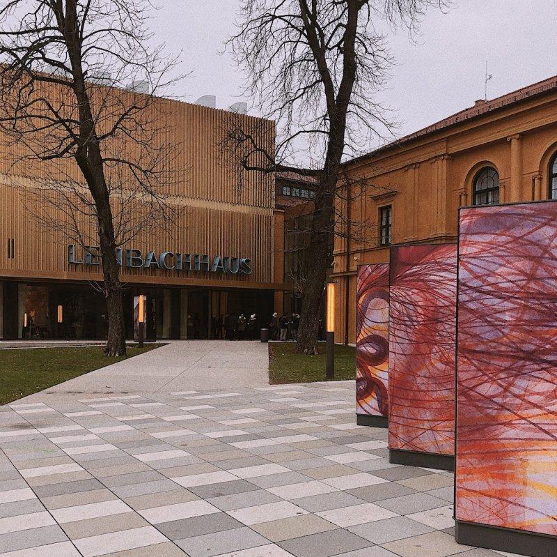 伦巴赫之家市立美术馆