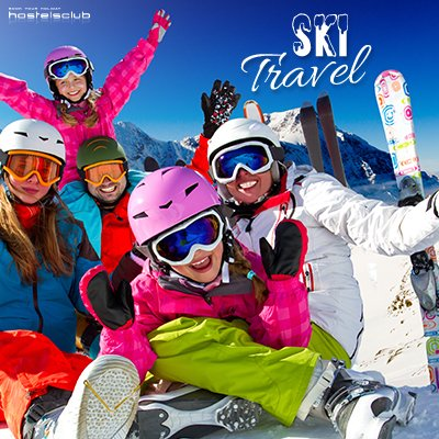 来一趟低预算滑雪之旅!