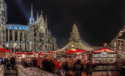欧洲圣诞城市预算之旅