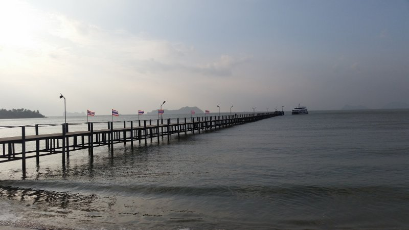 Surat Thani Port