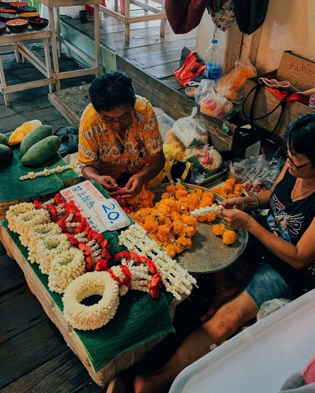 Small Thai shop