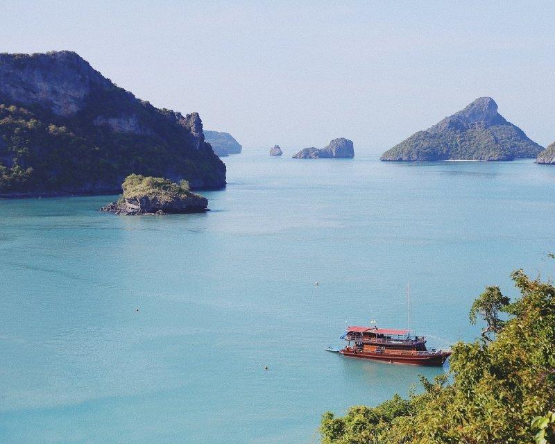 Koh Samui Bay