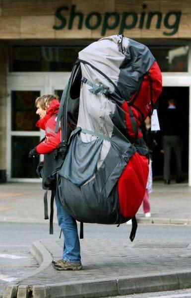 背包客必备宝典:双肩包里的10件必需品