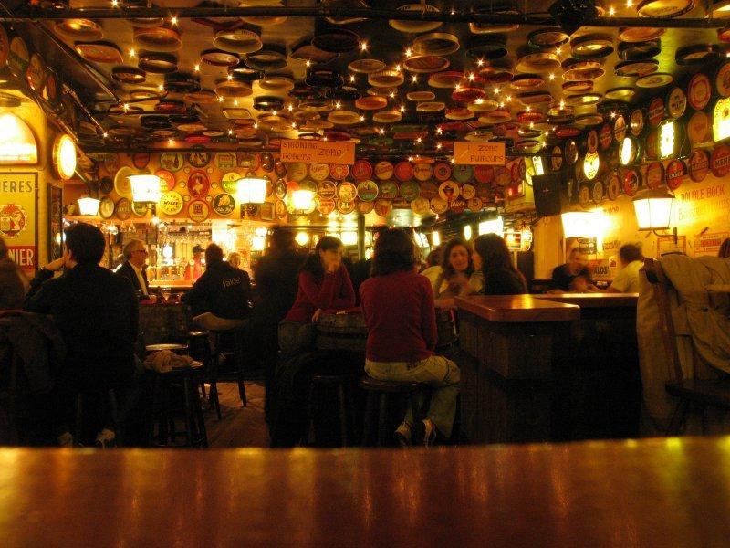 Brauereien in Brüssel, Cafe Delirium Tremens