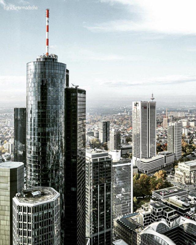 Geheimtipps Frankfurt Maintower