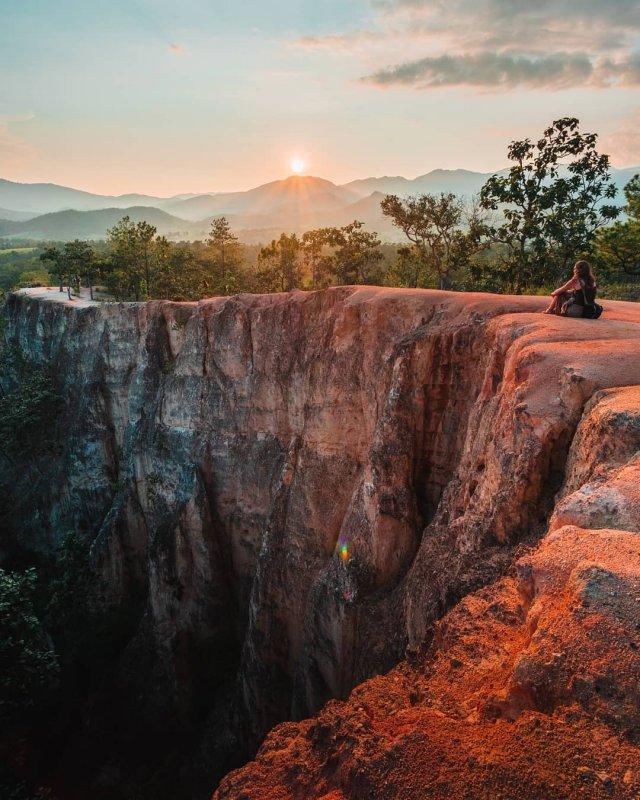 Pai Canyon Auszeit Auslandsaufenthalt