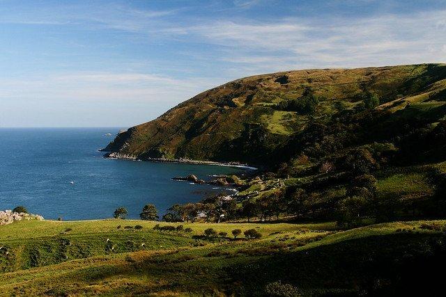 Drehorte von GoT: Murlough Bay