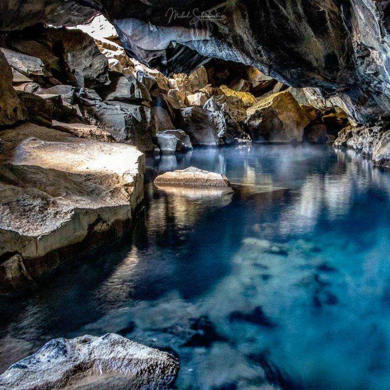 Drehorte von GoT: Grjótagjá Grotte