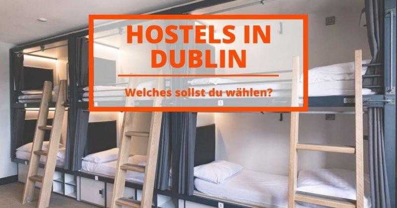 Dublin Hostel: Pubs, Restaurants, und Sehenswürdigkeiten