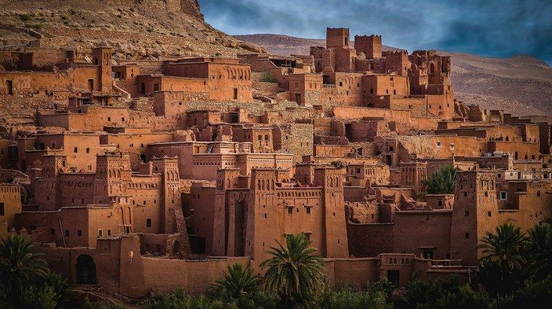 Günstig nach Marokko: Ait-Ben-Haddou