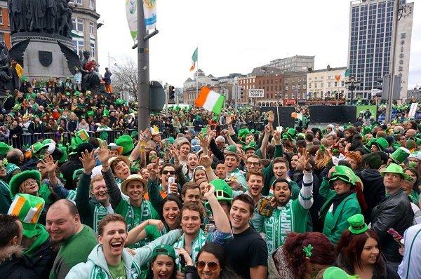 Günstige Hostels für den St. Patrick's Day in Dublin · HostelsClub