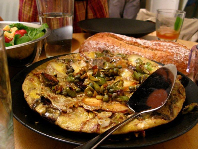 Tapas im Familienrestaurant Ca'l Chusco
