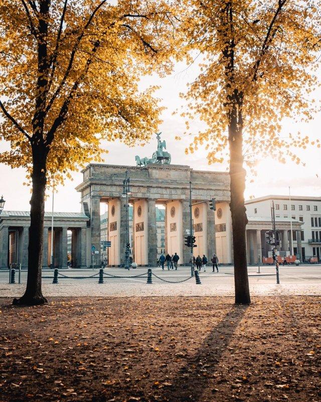 Hostel in Berlin Brandenburger Tor