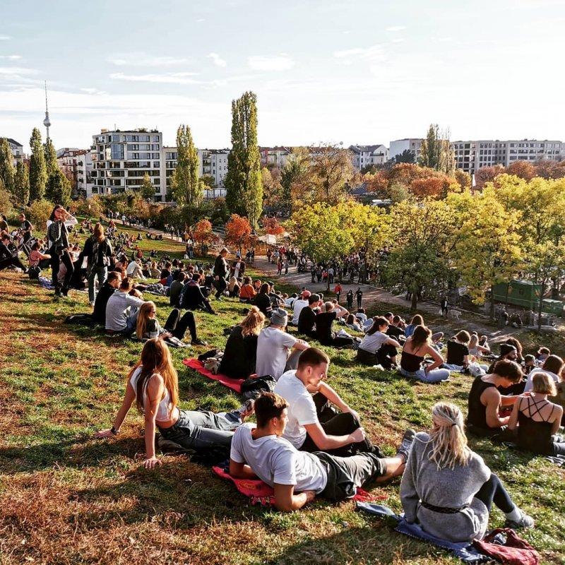 Hostel in Berlin Mauerpark