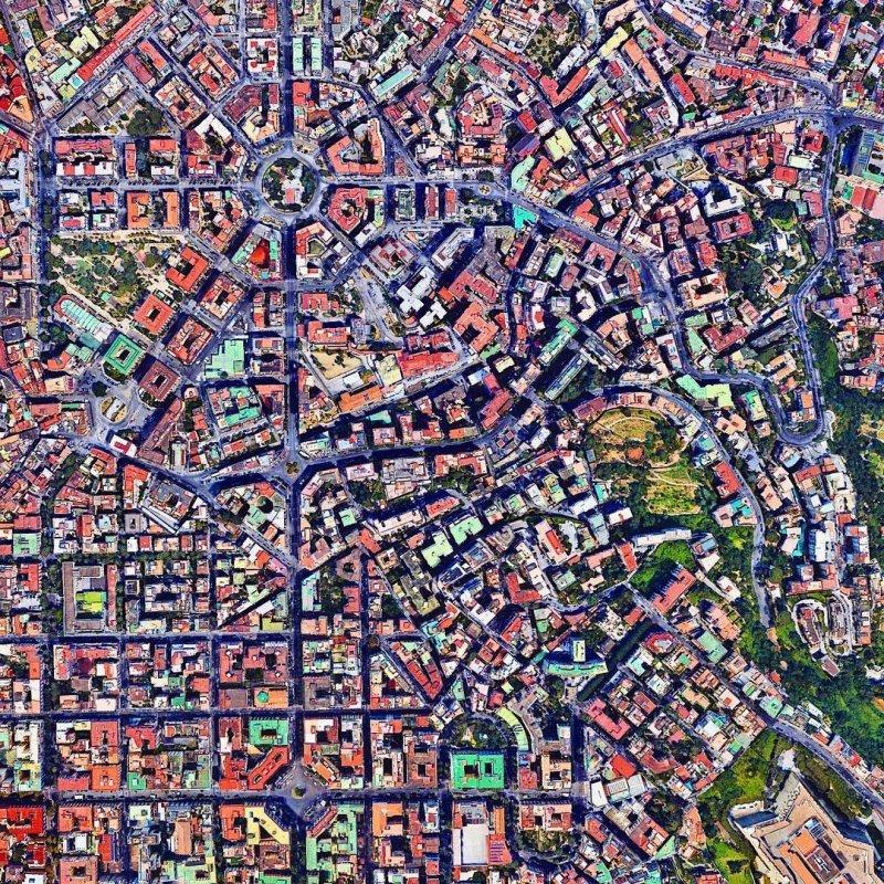 Neapel und Umgebung: Vomero