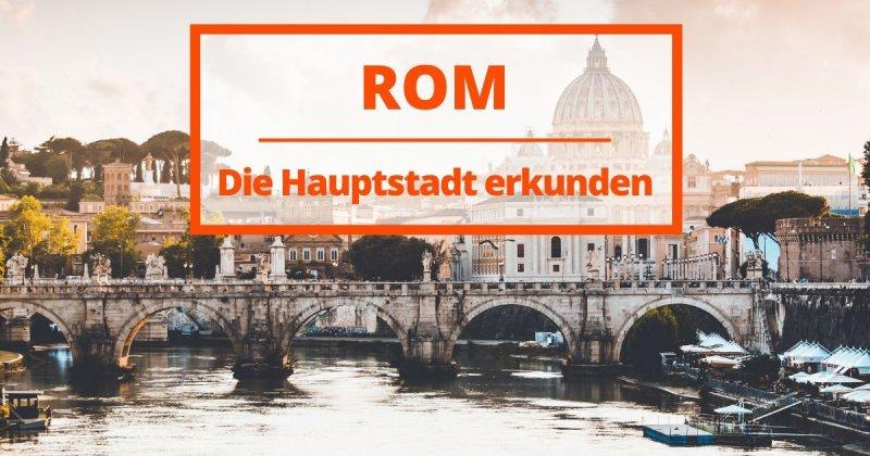 Öffentliche Verkehrsmittel in Rom: Wie benutzt man sie?