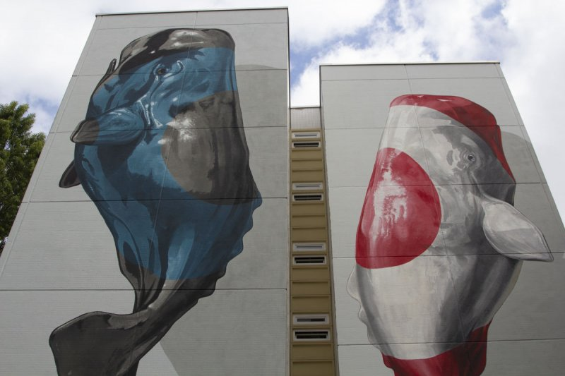 Streetart Berlin Reification