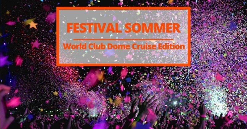 Barcelona, Ibiza & Sète - die World Club Dome Cruise Edition 2019