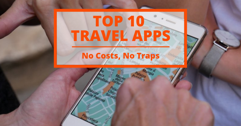 9 'Travel Apps' you should have on your phone