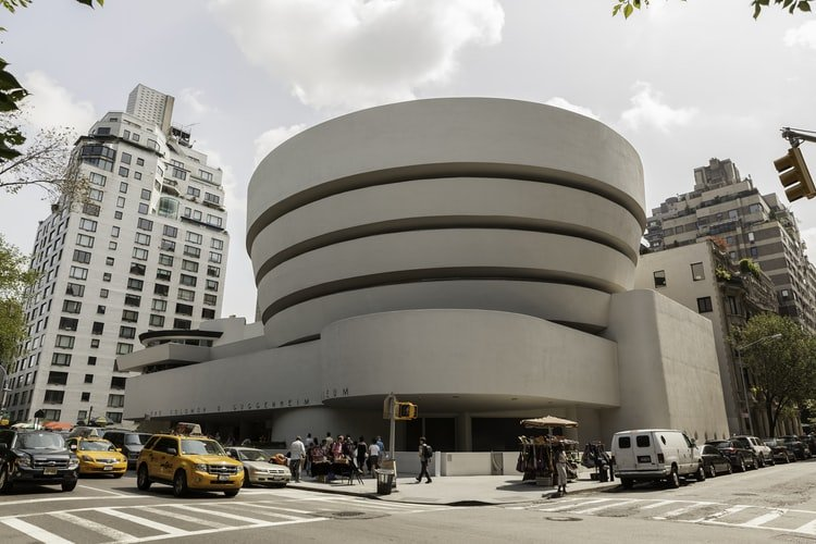 New York – The Solon R. Guggenheim Museum